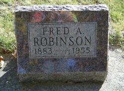 Frederick Alanson Robinson
