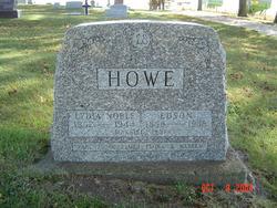 Lydia <I>Noble</I> Howe