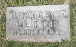 Alfred Deciplet Eyre