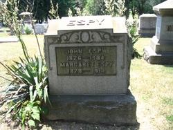 Margaret <I>Smith</I> Espy