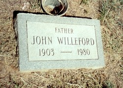 John Willeford