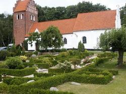 Tibirke Churchyard