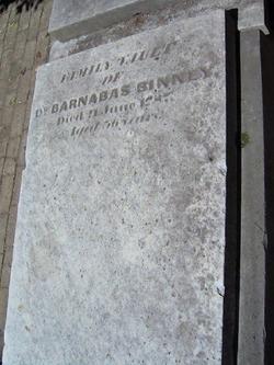 Dr. Barnabas Binney