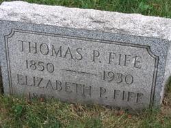 Thomas P Fife