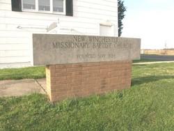 New Winchester Baptist Church Cemetery