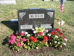 Theodore Arthur McDaid