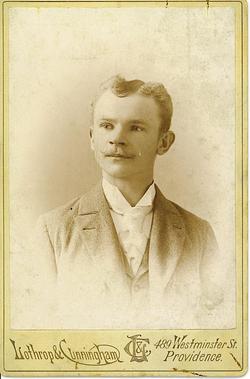 Edvin Gottfrid Hellström