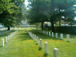 Staunton National Cemetery