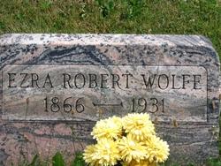 Ezra Robert Wolfe