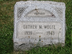 Luther Miller Wolfe