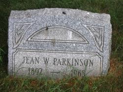Laura Jean <I>Wolfe</I> Parkinson
