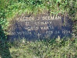 Walter Joseph Beeman