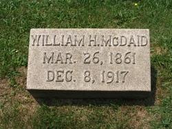 William Herschel McDaid