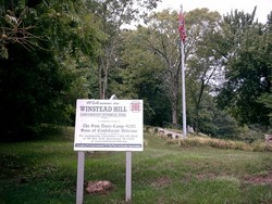 Winstead Hill Confederate Park