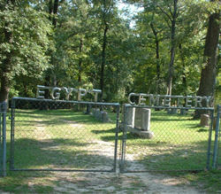 Egypt Cemetery
