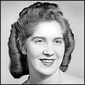 Eleanor Rosalie <I>Baughman</I> Powell
