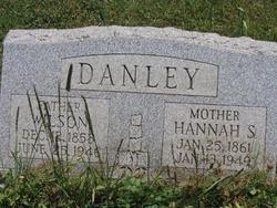 Hannah <I>Sprowls</I> Danley