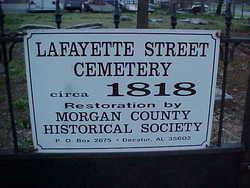 Lafayette Street Cemetery
