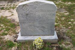 Emma Wade <I>Stovall</I> Boone