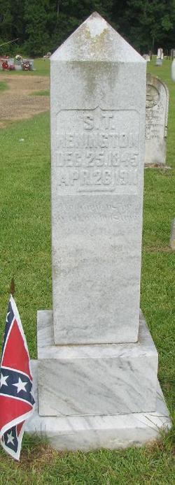 Pvt Samuel Thomas Henington