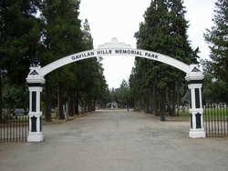 Gavilan Hills Memorial Park