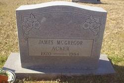 James McGregor Acker
