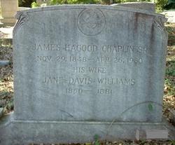 James Hagood Chaplin, Sr