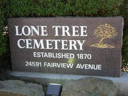Lone Tree Cemetery