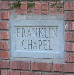 Franklin Chapel Cemetery