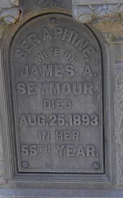 Seraphine <I>Davis</I> Seymour