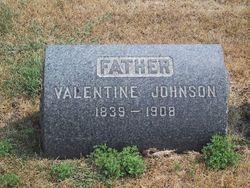Valentine Johnson