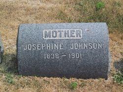 Josephine <I>Johansdotter</I> Johnson
