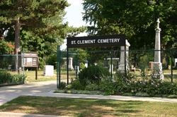 Saint Clement Cemetery