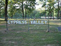 Cypress Valley Cemetery