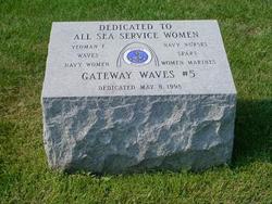 Memorial to Sea Service Women