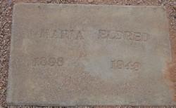 Maria <I>Martinez</I> Eldred