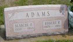 Blanche Olive <I>Flinkinger</I> Adams