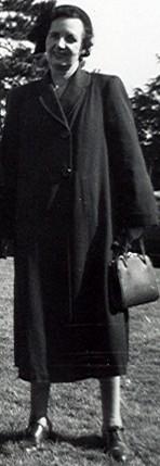 Grace Kelly <I>Leavy</I> Croghan