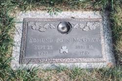 Edmund John McGraw