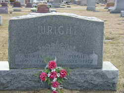 Edna Muriel <I>Pierce</I> Wright
