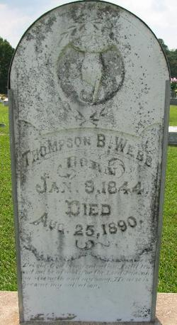 Thompson Berry Webb, Sr