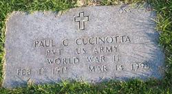 Paul Charles Cucinotta