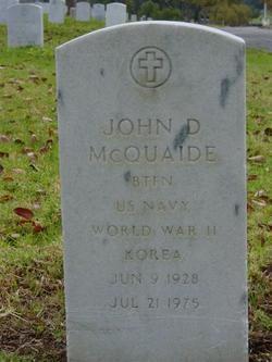 John Daniel McQuaide