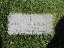 Neil Clyde Gathright
