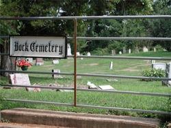 Bock Cemetery