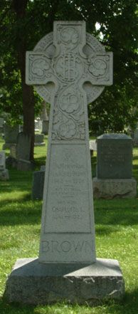 Rev Alfred Brown