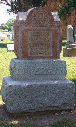 Dorothy Marie <I>Hartwig</I> Opperman
