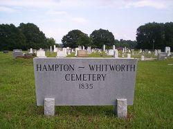 Hampton-Whitworth Cemetery