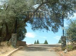 Sutter Creek Catholic Cemetery