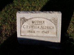 C Estella <I>Freeman</I> Aldrich